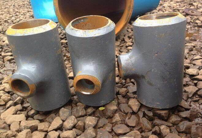 Cr-Mo A234M Grade WP22 Pipe Tee