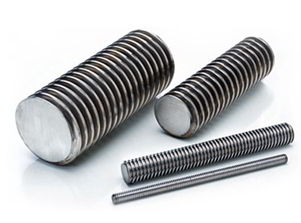 Hastelloy B3 Threaded Bars and Rods