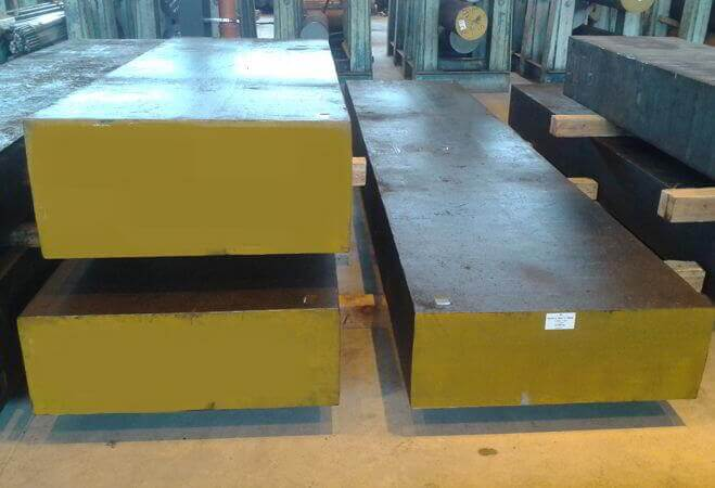 Carbon Steel Forged Blocks