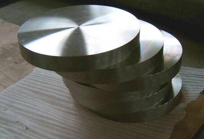 Nickel Alloy Forged Discs