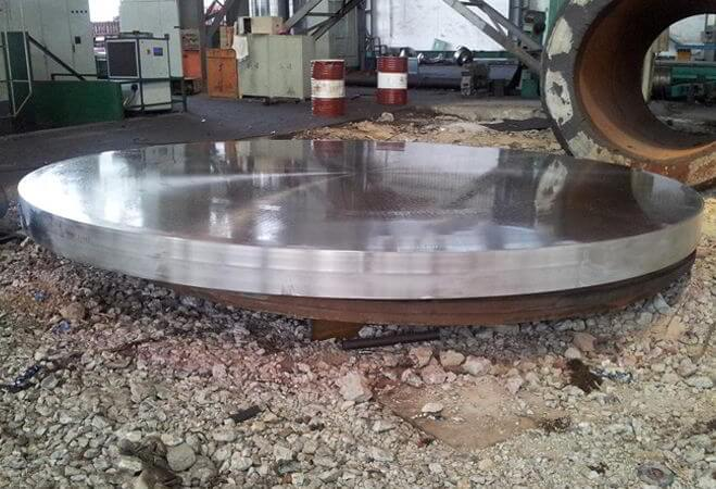 Large Disc Forging