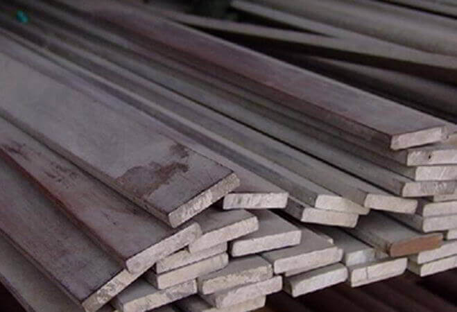 Stainless Steel Forged Flat Bars