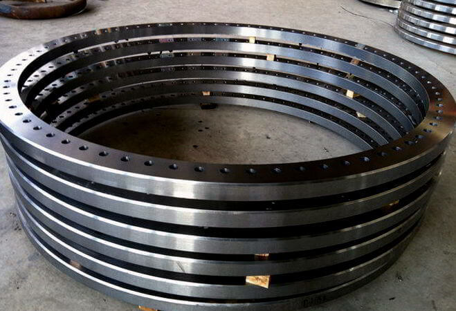 Carbon Steel Forged Seamless Rings