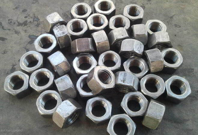ASME SA453 Gr.660 CL.B High Hex Nuts
