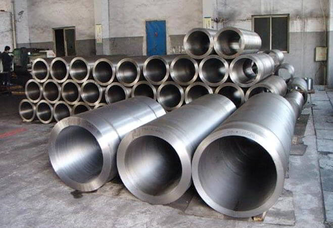Carbon Steel Forged Hollow Bars