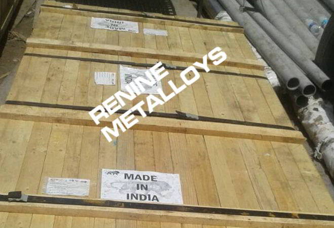 Export SS 316 Plates Shipping Egypt