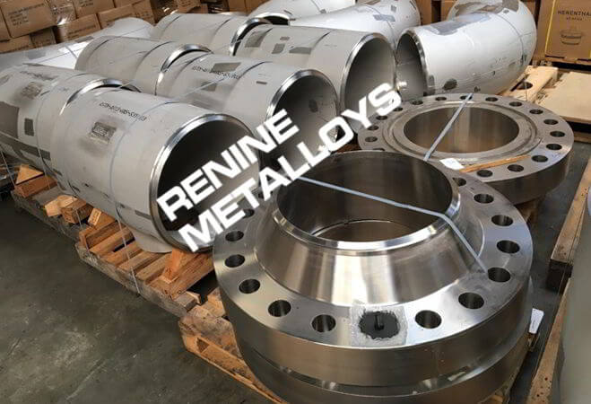 Export SS 904L Pipes Flanges Shipping Qatar