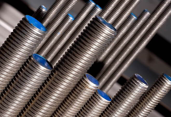 ASTM A453 Grade 660 High Tensile Threaded Bars