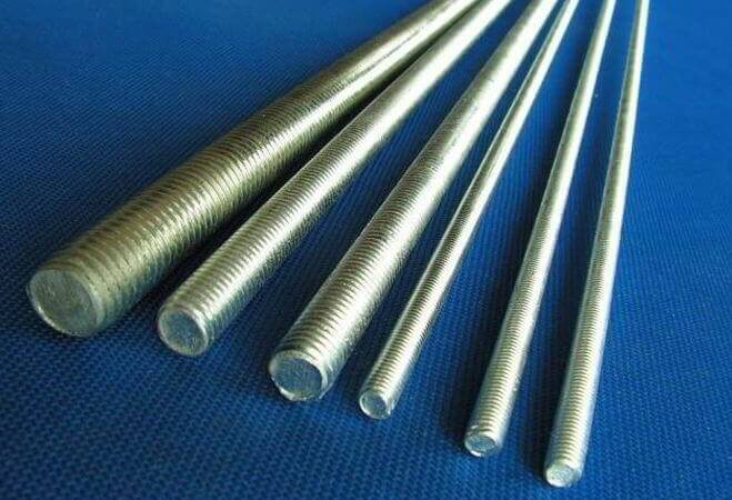 ASTM A453 Grade 660 Class D All Thread Bars