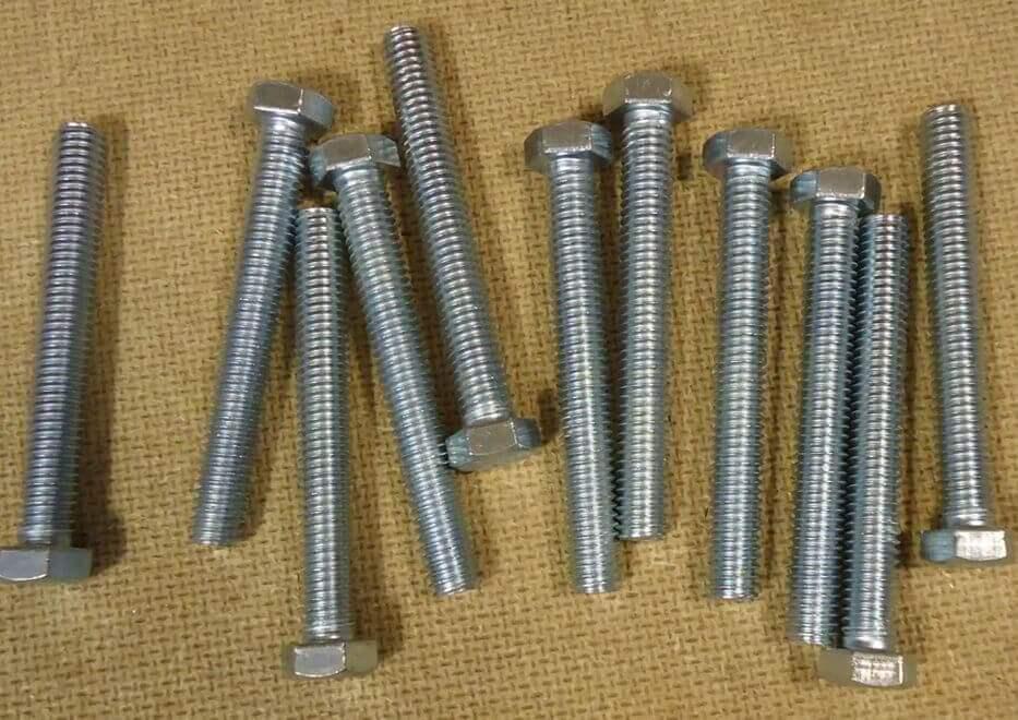 Titanium Grade 2 Bolts, Titanium Gr 5 / Gr 7 Bolt Exporters