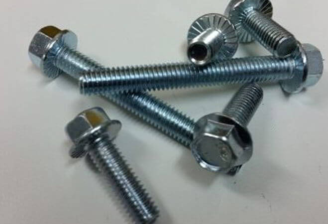 Stainless Steel 904L Flange Bolts