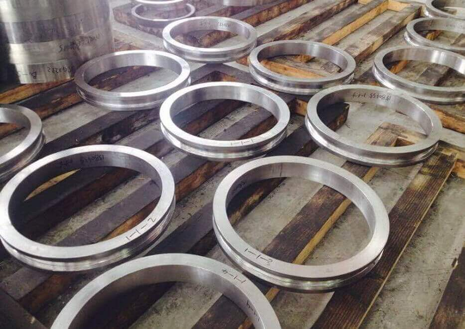 Forged Seamless Rings