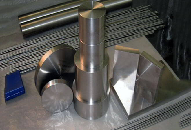 NITRONIC 50 Forgings