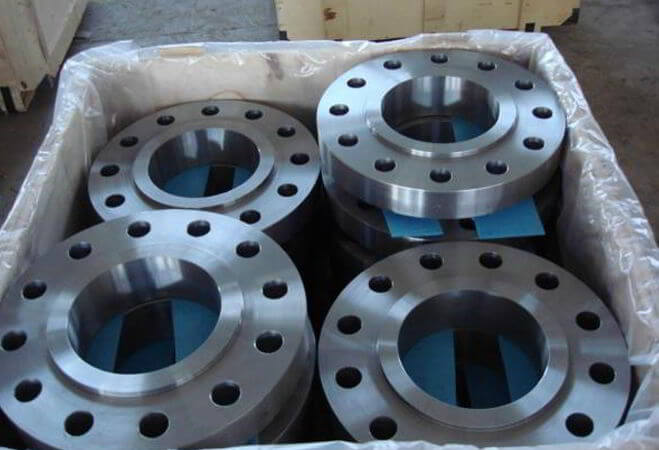 Slip On Raised Face Flanges