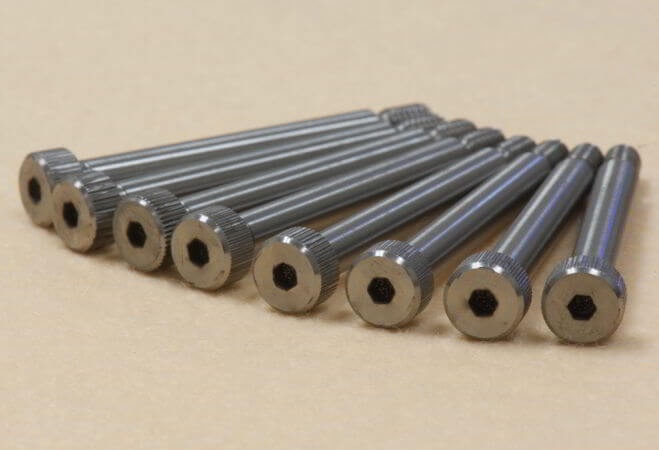 SS 904L Shoulder Bolts