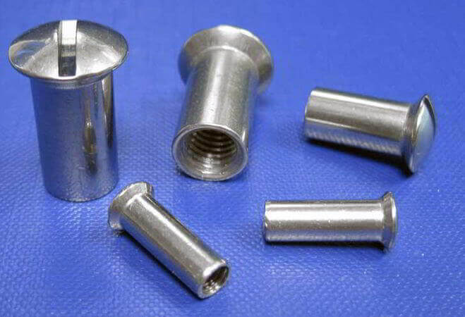 Hastelloy C276 Sleeve Nuts