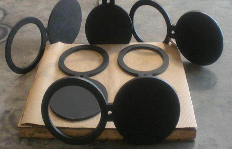 Carbon Steel Spectacle Blind Flanges Suppliers