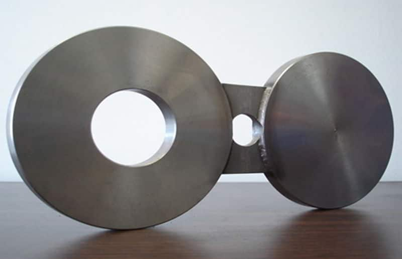 Hastelloy  Alloy Spectacle Blind Flange