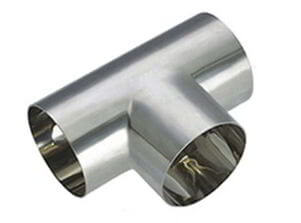 WP310S Stainless Steel Pipe Tee