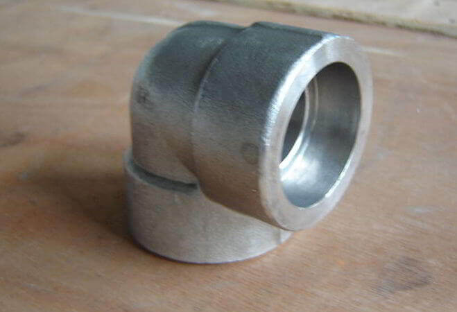 Alloy 20 Forged Elbow
