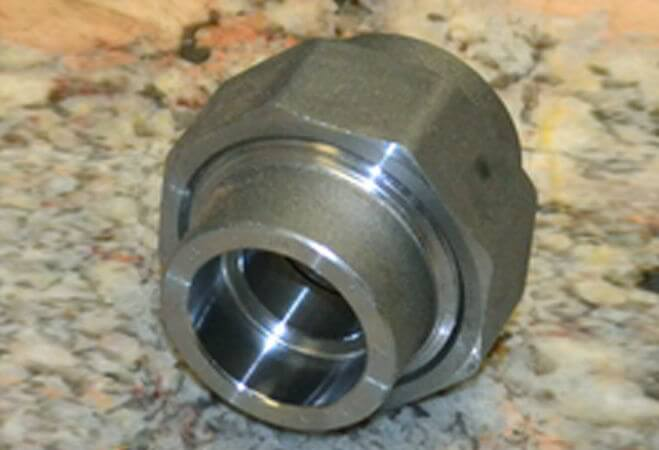 Nickel Alloy 20 Socket weld Union