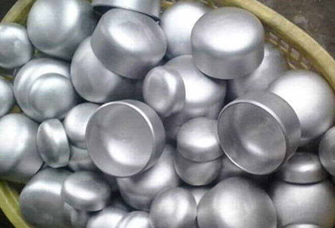 Incoloy® Alloy 900 Pipe End Cap