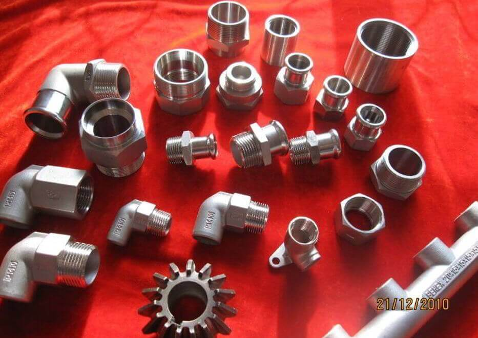 Stainless Steel 316 / 316L Forged Fittings