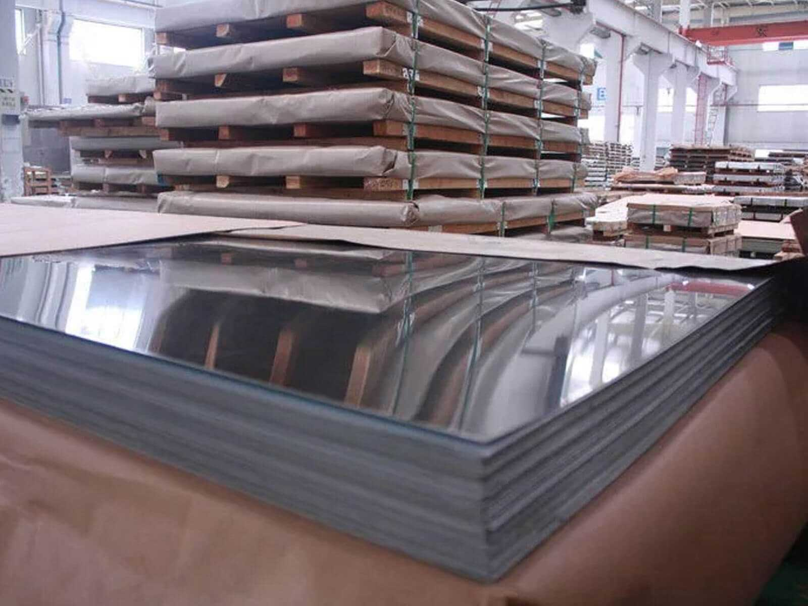 Hastelloy® B3 Sheets & Plates