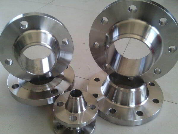 ASTM A182 Stainless Steel Weld Neck Pipe Flange