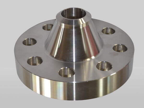 Hastelloy ASME SA182 Weld Neck Pipe Flange